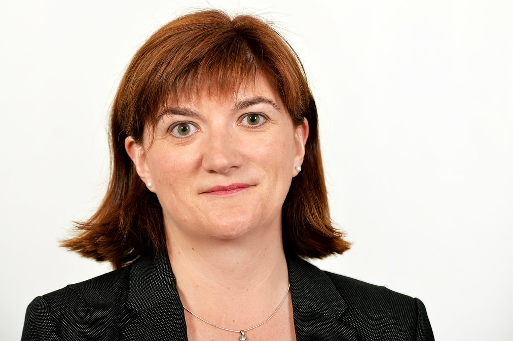 Creatives give guarded welcome to new culture minister Nicky Morgan