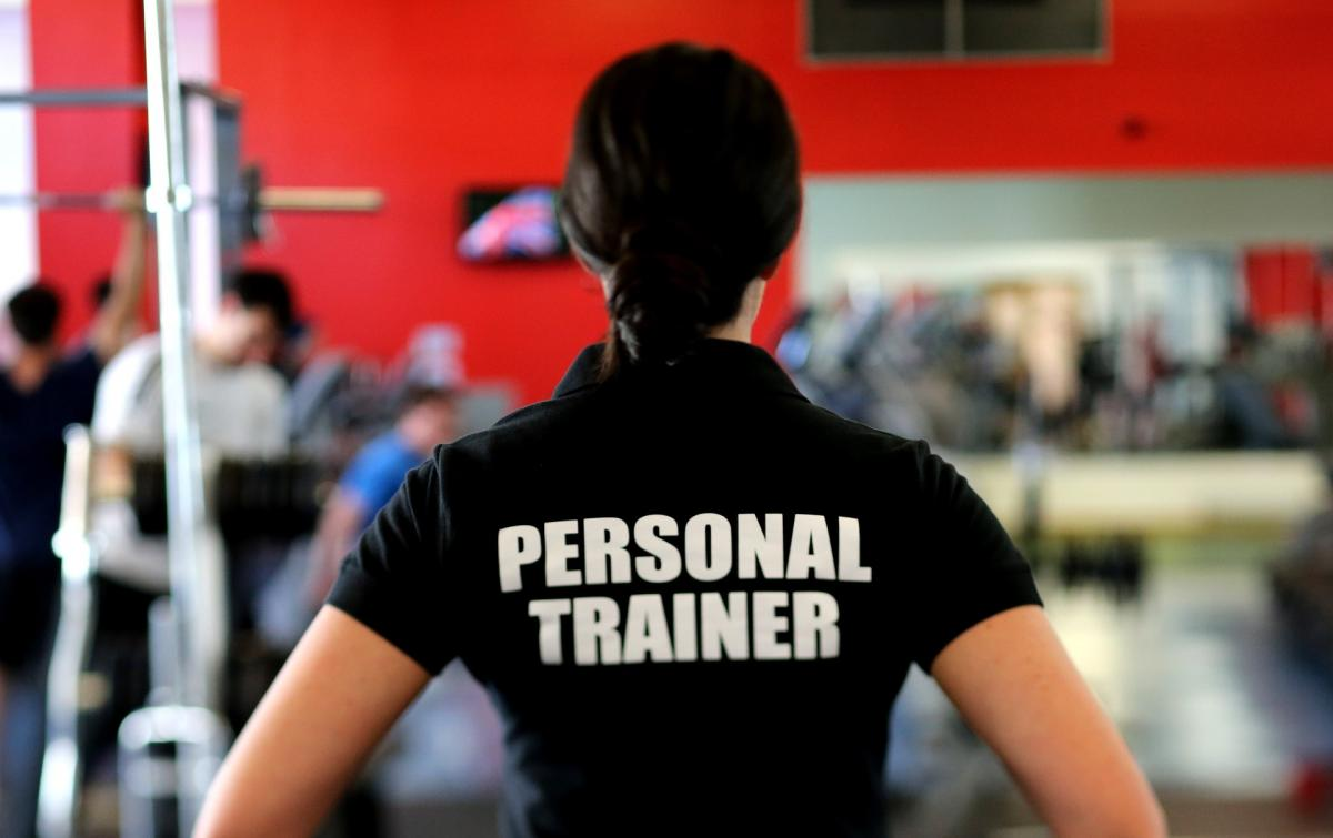 start a freelance personal training business from home